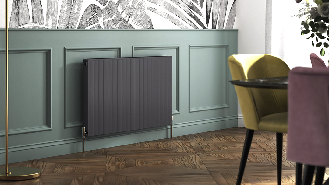 New radiator colour added to the Stelrad range.